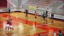 Futsal'da Rita Martins'den müthiş gol