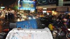 Kadıköy'de Olaylı Gece