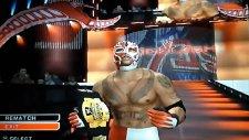 WWE Smackdown Vs Raw 2011 Cruseweight Championship