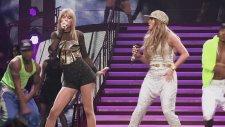 Jennifer Lopez & Taylor Swift  - Jenny From The Block (Canlı Performans)