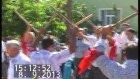 Yeşiloba Köyü Seymenleri Bıçak Oyunu Eşliğinde Gelin Almaya Gidiyor