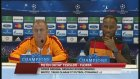 Galatasaray & Real Madrid - Didier Drogba Basın Toplantısı