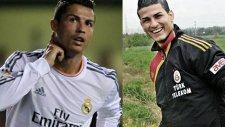 Cristiano Ronaldo İle Adanalı Ronaldo Yine Buluştu!