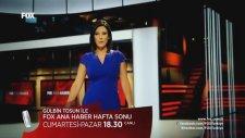 Gülbin Tosun İle Fox Haftasonu Ana Haber Tanıtım Filmi