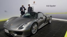 2014 Porsche 918 Spyder - Jay Leno's Garage
