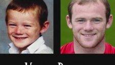 Futbolcuların Küçüklüğü 2