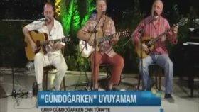 Grup Gündoğarken - Ankaradan Abim Gelmiş (Canlı Performans)