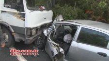 Ünlü oyuncu Esra Ronabar kaza geçirdi!