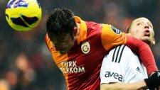 Besiktaş Galatasaray Derbisinden Fotoğraflar