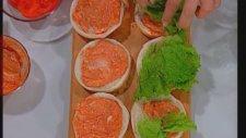 Cheese Burger Tarifi
