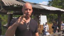 Hızlı ve Öfkeli 7 Yapım Aşaması Vin Diesel