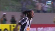 Ronaldinho Bir Gol Bir Asist İle Brezilya Ligine Damga Vurdu