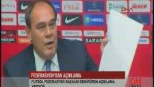 Demirören'den Galatasaray yönetimine ağır sözler