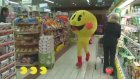 Gerçek Hayatta Pacman