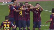 Almeria 0-2 Barcelona (Geniş Özet)