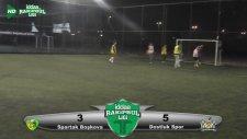 İddaa Rakip Bul Ligi: Spartak Boşkova - Dostluk Spor