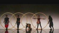 Japon Danscı'dan İnanılmaz Şov