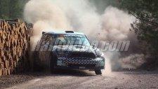 2013 Bosphorus Rally / Mini Cooper JCW / Kaza Videosu