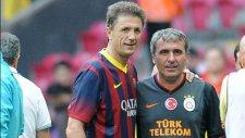 Galatasaray 1 Barcelona 0 Veteranlar Maçı