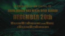 Walking With Dinosaurs 3D (2013) 3. Fragman