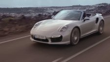 2014 Porsche 911 Turbo S Cabriolet (tanıtım)