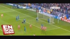 Arda Turan, Atletico Madrid'i Uçurdu: Porto 1 - 2