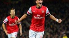 Arsenal 2-0 Napoli (Maç Özeti)