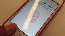 İphone 5s Parmak İzi Teknolojisi