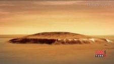 Mars'ta Süper Volkan İzleri