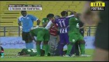 Ayağı Kırılan Futbolcu Herkesi Ağlattı