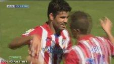 Atletico Madrid 2-1 Celta Vigo (Maç Özeti)