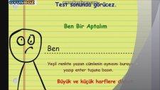 Aptallik Testi