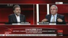 Mehmet Metiner: Cemevleri, Terörist Yuvası