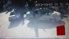 Jammerlı Hırsızlık Kamerada