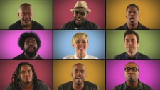 Miley Cyrus & The Roots Sing - We Can't Stop (Acapella Versiyon)
