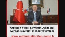 Ardahan Valisi Seyfettin Azizoğlu Haberleri