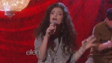 Lorde - Royals (Canlı Performans)