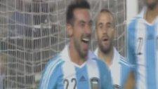 Arjantin 3-1 Peru (Maç Özeti)