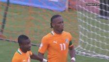 Fildişi Sahili 3-1 Senegal (Geniş Özet)