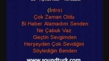 Aykut İlter - Tenezzül Kareoke Lyrics (Eski Defter Albümü)