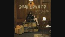 Demi Lovato & Joe Jonas - On The Line Instrumental Karaoke
