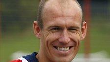 Arjen Robben: Marşınızı Ben de Okumak İsterdim'
