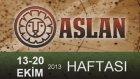 Aslan Haftalık Burç Yorumu- 13-20 Ekim 2013- Astrolog Demet Baltacı