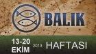 Balık Haftalık Burç Yorumu- 13-20 Ekim 2013- Astrolog Demet Baltacı