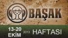 Başak Haftalık Burç Yorumu- 13-20 Ekim 2013- Astrolog Demet Baltacı