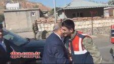 BDP'li Hasip Kaplan'dan Askerlere Bayram Şekeri