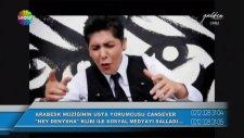 Cansever Türk Halkına Hey Danysha'yı Öğretiyor