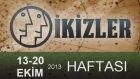 İkizler Haftalık Burç Yorumu- 13-20 Ekim 2013- Astrolog Demet Baltacı