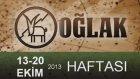 Oğlak Haftalık Burç Yorumu- 13-20 Ekim 2013- Astrolog Demet Baltacı