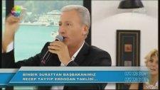 Ercan Akışık Başbakan Erdoğan Taklidi - Gülben